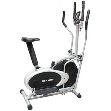DTX Fitness 2 in 1 Cross Trainer