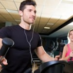 Cross Trainer Interval Workout
