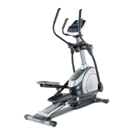 review elliptical x6100 fitness vision