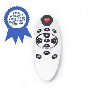 Bluefin Fitness remote
