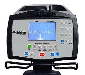 StairMaster 4600CL Display