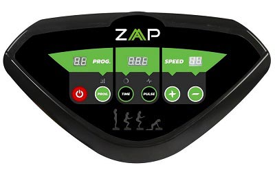 ZAAP TX-5000 display