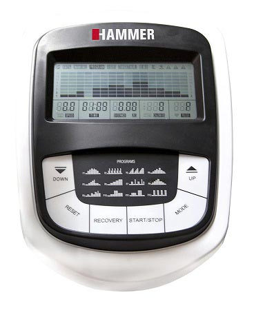 Hammer Crosstech XTR LCD display