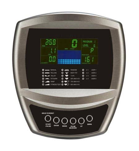 Frontier-Olympus-Max-Cross-Trainer-Display