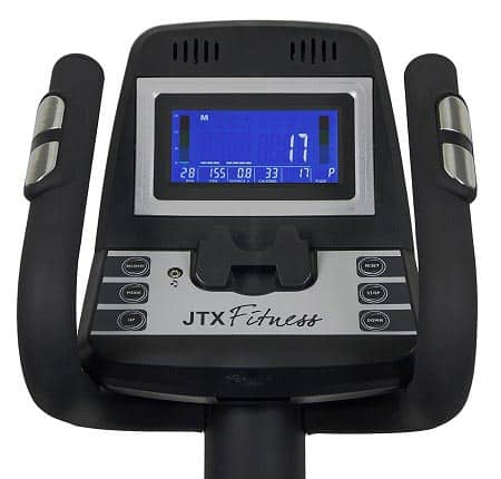 JTX-Tri-fit-Cross-Trainer-console