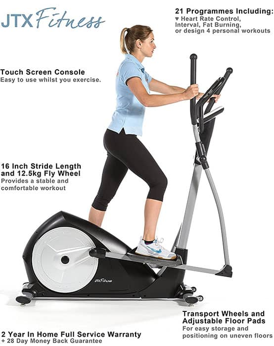 Best cross trainer under 500 JTX Strider X7