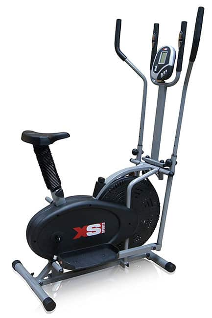 best budget cross trainer pro XS 2in1
