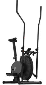 We R Sports 2-in-1 Elliptical Cross Trainer - front