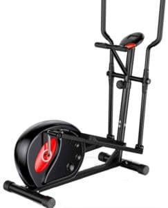 YUMO Home Elliptical Cross Training Machine - right